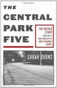 central park five book
